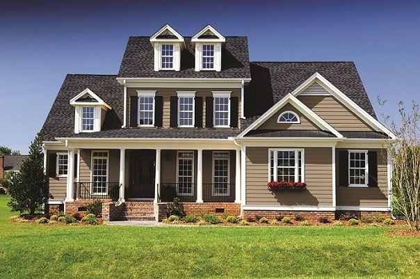 Driftwood Ii Vinyl Siding Gentek Building Products Renting A House Home Buying House