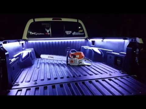 Led Light Strips For Trucks Toyota Truck Bed Led Strip Lights Underglow For Toyota Tacoma