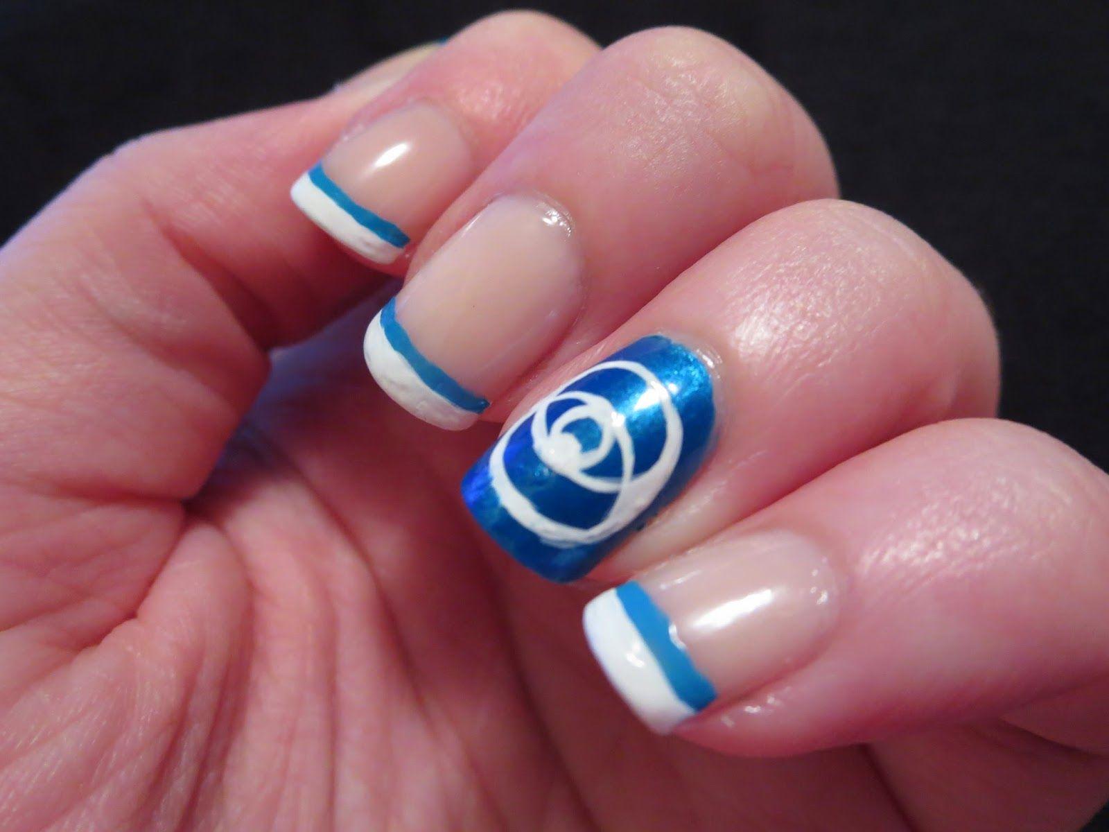 Bizarre Obsessionsdivergent Nail Series Erudite Nails