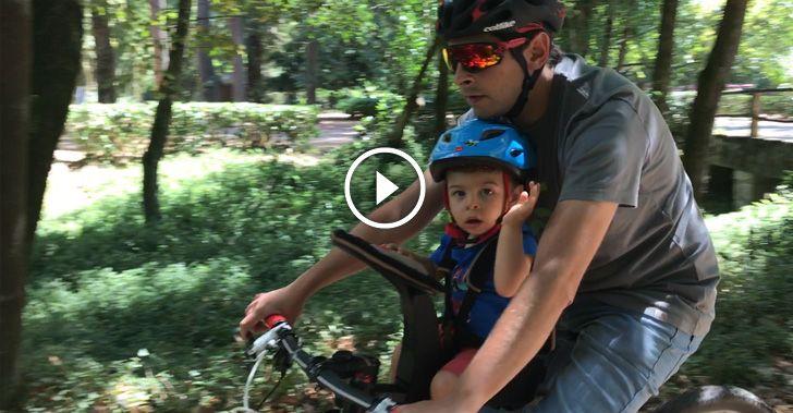 Recebemos para testar esta cadeirinha para criança daWeeRide, aSafe Front Deluxe. Com a cadeirinha WeeRide, a criança anda na bicicleta à frente e torma muito mais divertidos os passeios, tanto para a criança, como para os pais. Com a cadeirinha WeeRideé muito mais fixe 🙂 Saiba mais sobre a cadeirinha de criança WeeRideSafe Front Deluxe …
