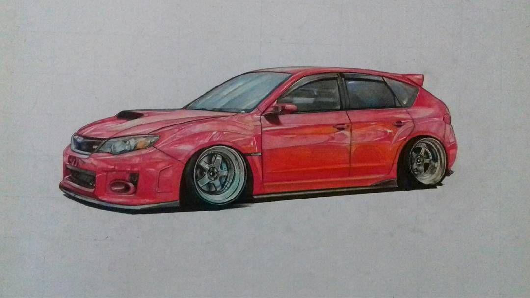 Drawing Download2016subaru Impreza Wrx Subaru Subarudriver Subarubrasil Subarunation Subarubr