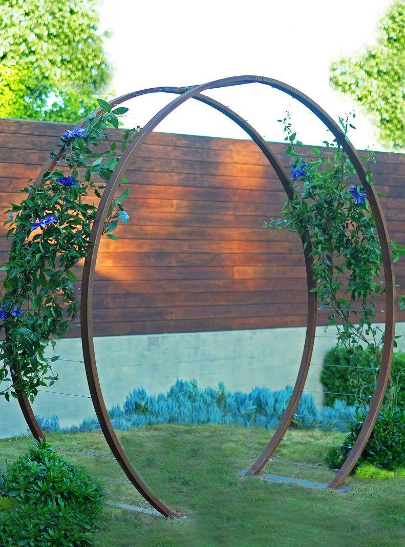 gracie modern arbor garden