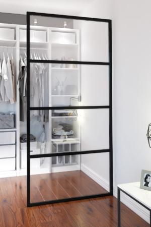 Ścianka loftowa – Icon Loft Lite Fix – model 1-90