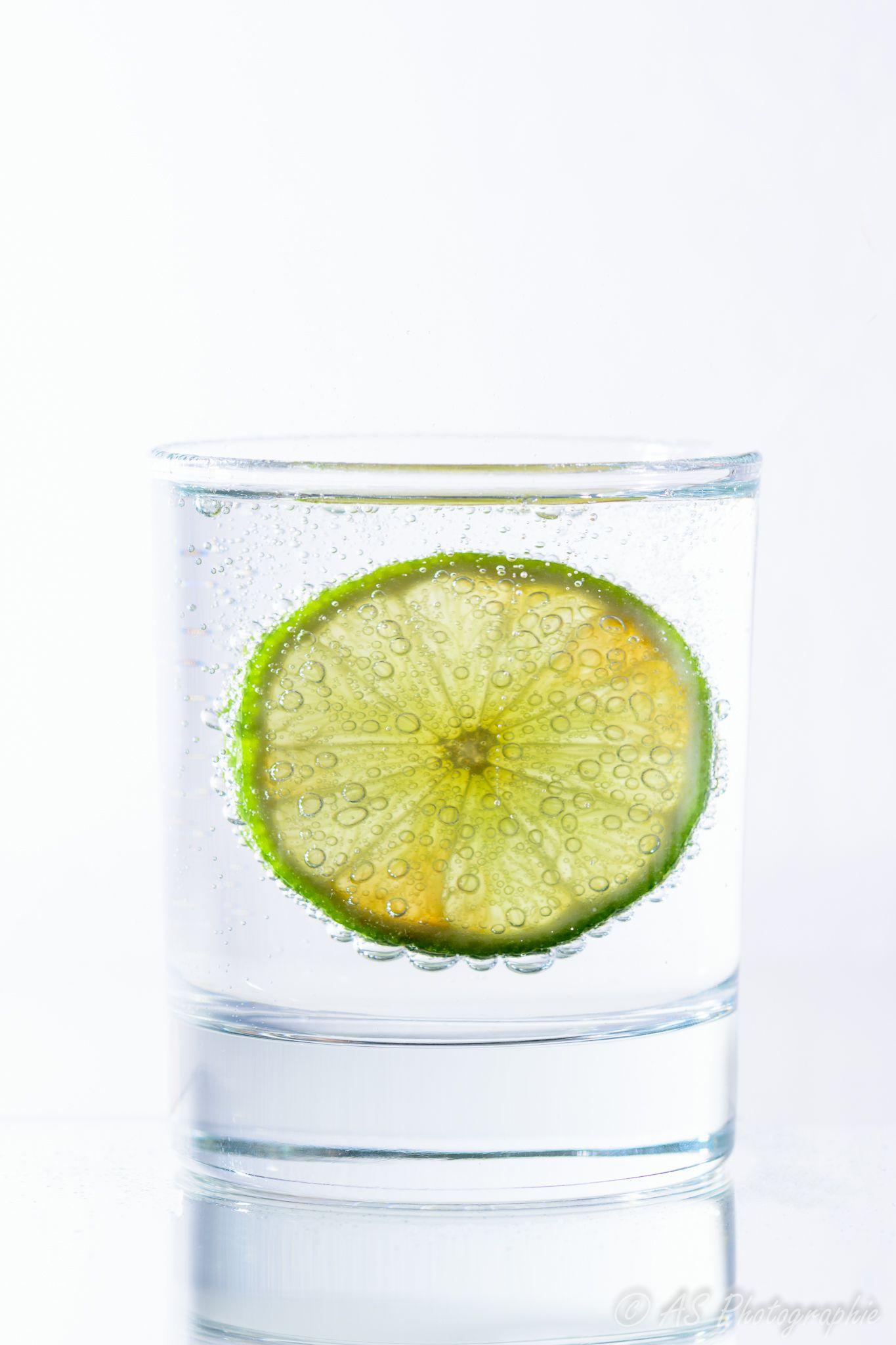 Limette Wasser