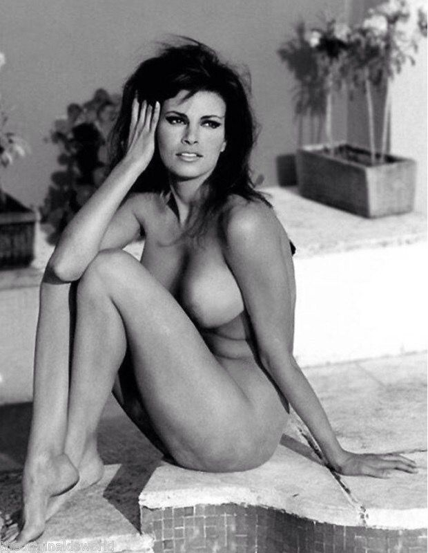 That necessary, Raquel welch t-bone nudes