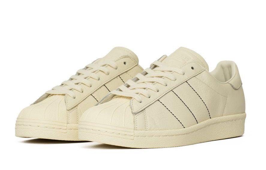 495973ffe9269 adidas Superstar 80s Cream White