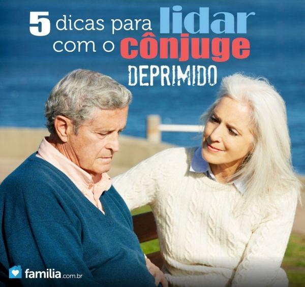 Salvando o casamento: 5 dicas para lidar com um cônjuge deprimido