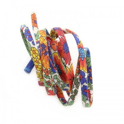 'Margaret Annie' Liberty of London 4mm cord at Beads Jar. Fantastic for making charm/friendship bracelets.