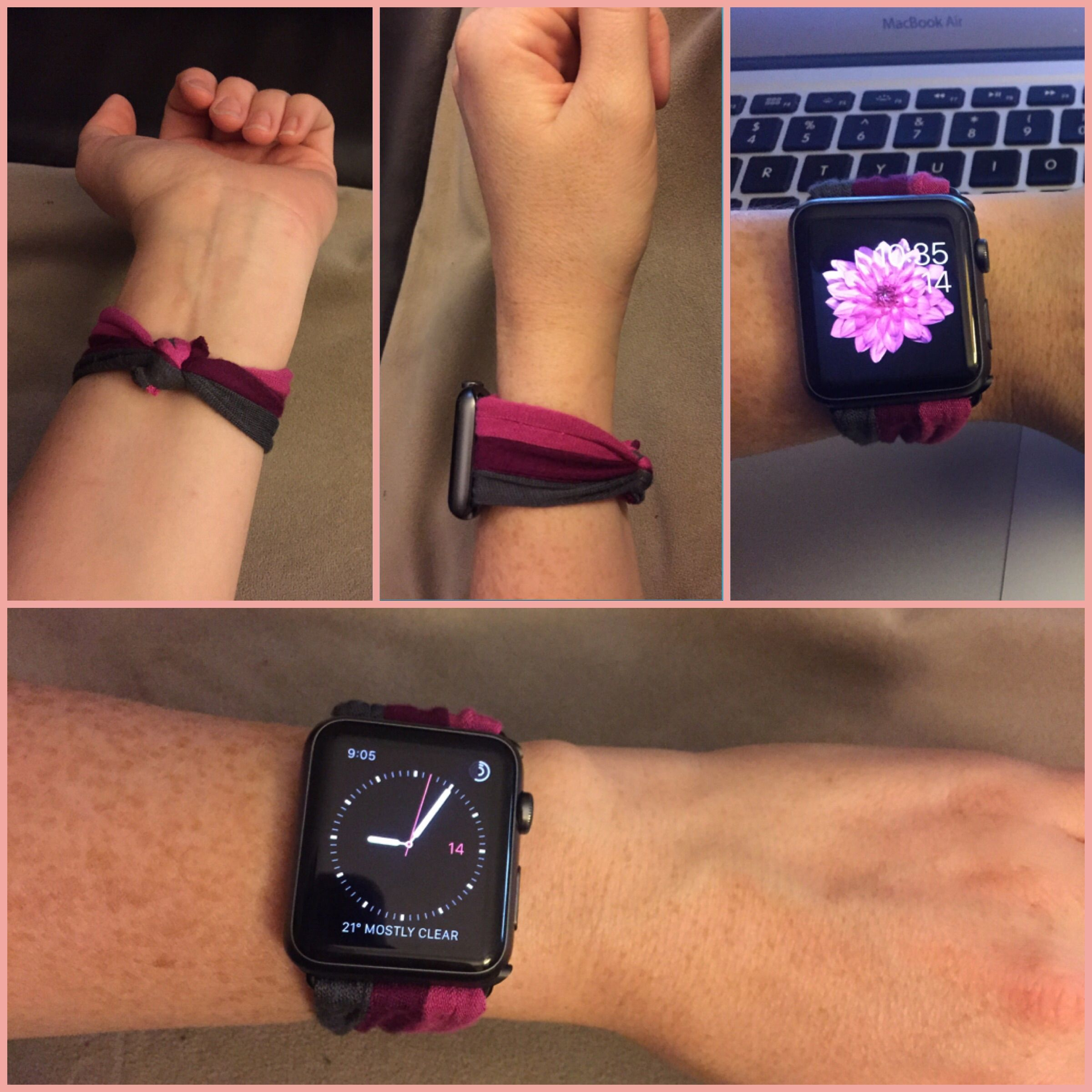 Apple Watch Band Holder Diy Apple Watch Accessories Diy Watch