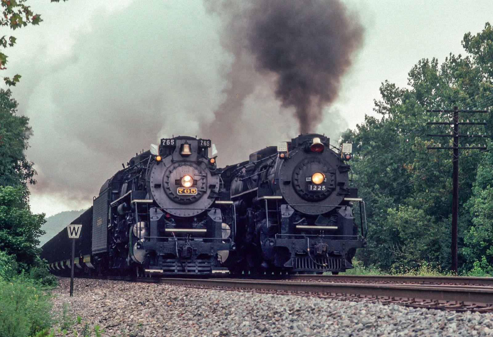 Nkp 765 Pm 1225 Hurricane Sbs X3 Jpg 1600 1093 Train Pictures Steam Trains Steam Locomotive