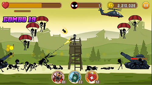 Stickman fight for Android Download APK free in 2020