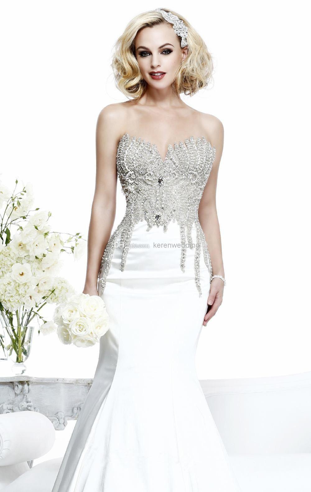 Holen Sie sich die Inspiration in Brautkleider für die Hochzeit Die ...