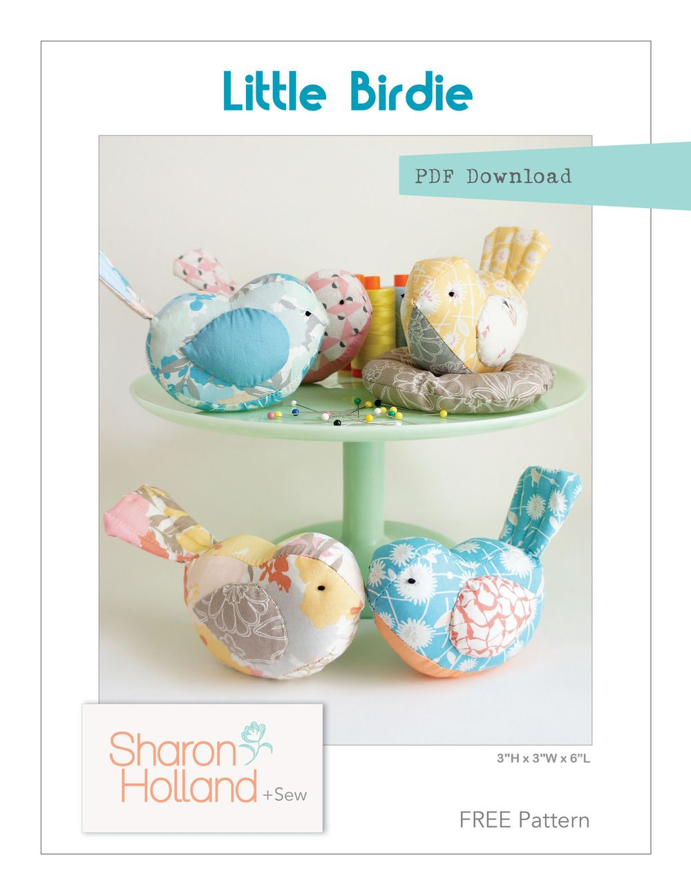 Free Patterns — Sharon Holland Designs | Proyectos que debo intentar ...