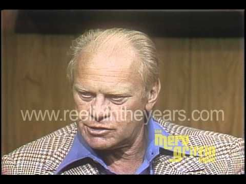 Gerald Ford From 1979 Interview Where He Talks About The Rumors Of