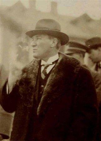 Atatürk'ün nadir bulunan görüntüleri | GAZETE VATAN GALERİ #historyoftheworld