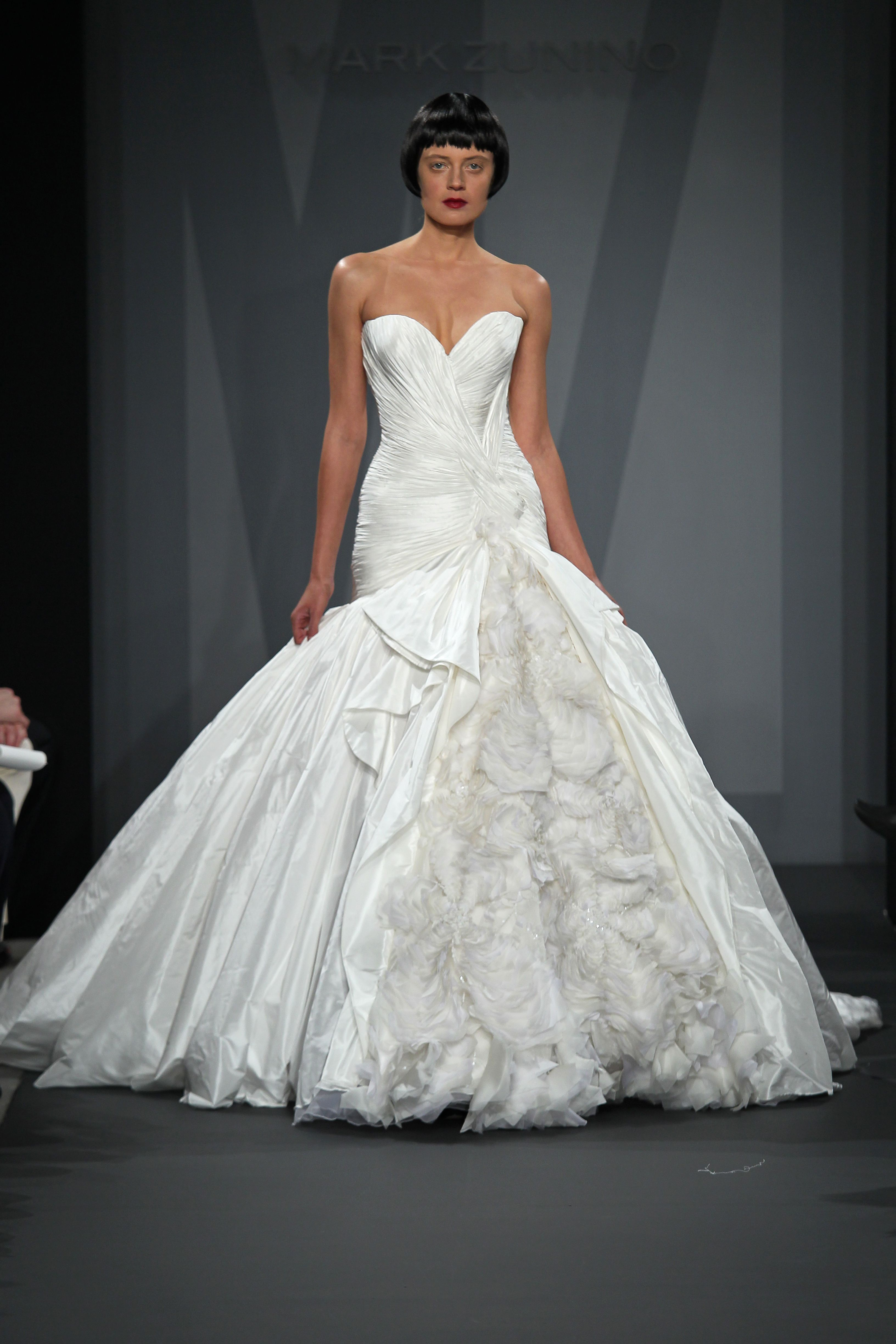 The Best Gowns from The Most In-Demand Wedding Dress Designers Part ...