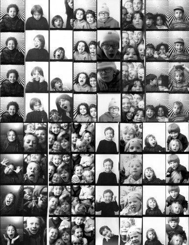 Portrait from Fotoautomat's photobooth #photomaton