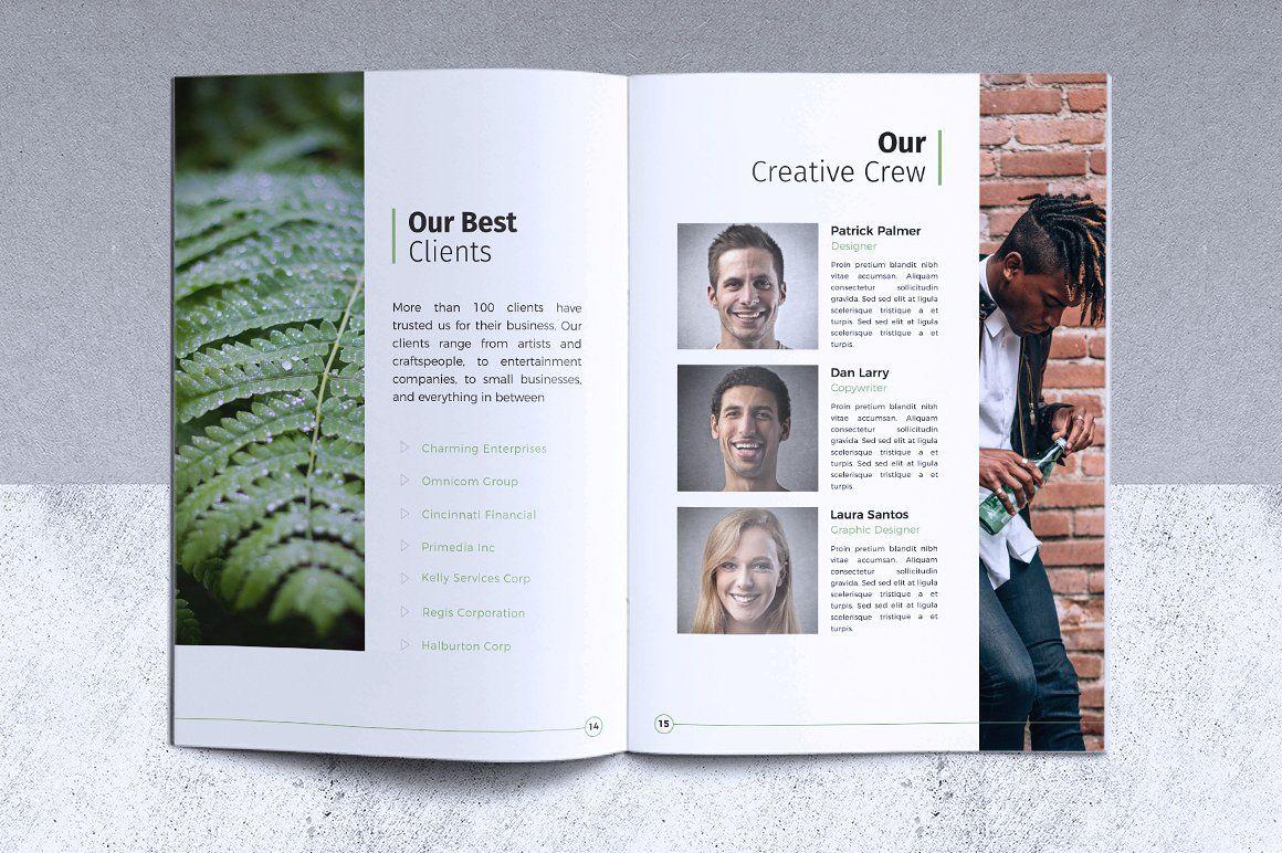 Creative Brochure Template Vol. 05 Creative brochure