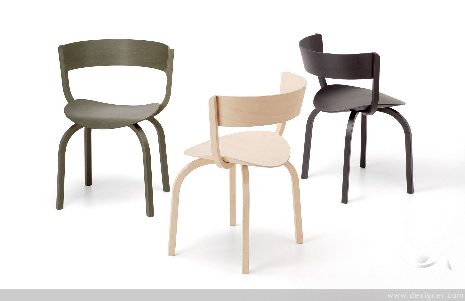 Thonet S Chair Series 404 404f And The New 1404 Tables