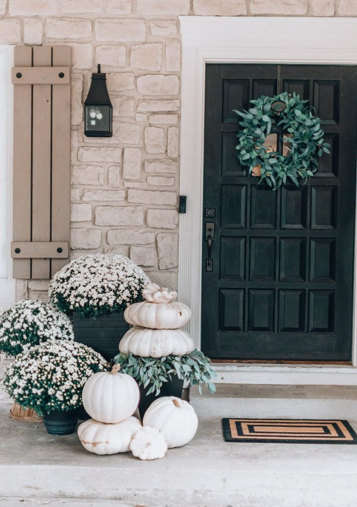 How To Decorate Your Home For Fall | Cella Jane