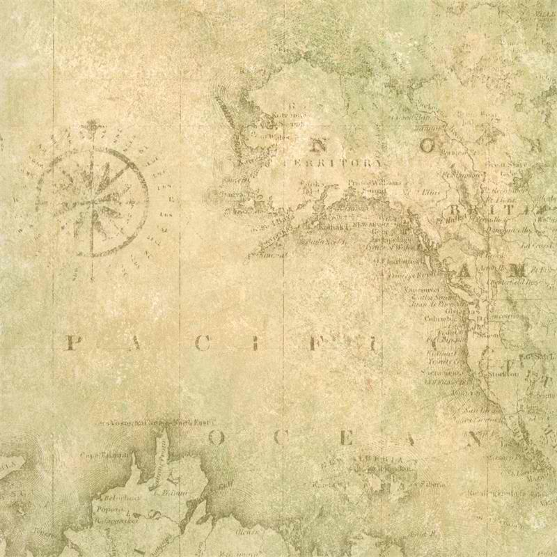 Wallpaper old maps google search decorating ideas pinterest tan world map wallpaper coastal nautical wallpaper gumiabroncs Images