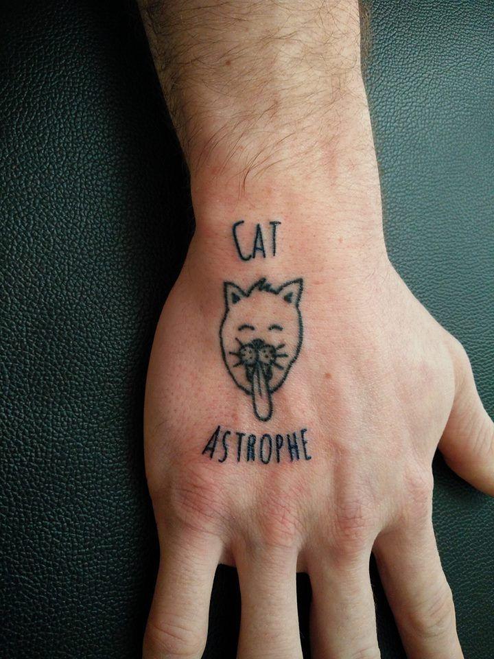Chantal frontale waram tattoo