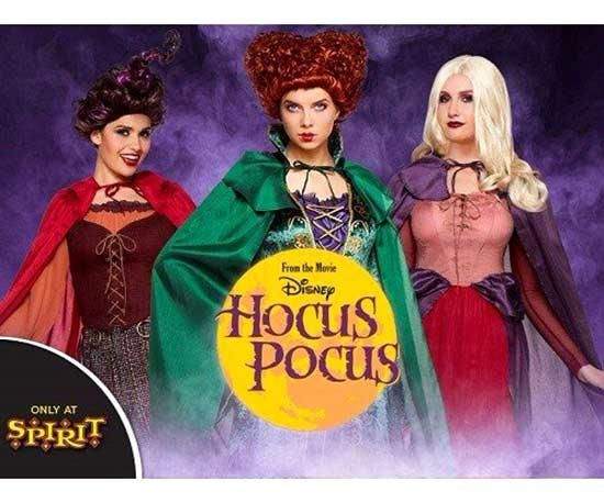 hocus pocus line holiday decorating ideas sanderson