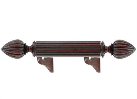 Prescott Custom Select Wood Rod Set 2 1 4 Diameter