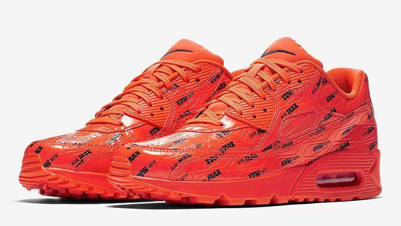 Nike Air Max 90 Premium Just Do It Red | Air max 90 premium