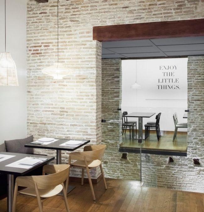 Décoration d\'un restaurant avec un style scandinave | Restaurants ...