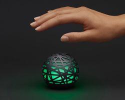 sense smart tracker and alarm monitors your sleeping behavior and environment