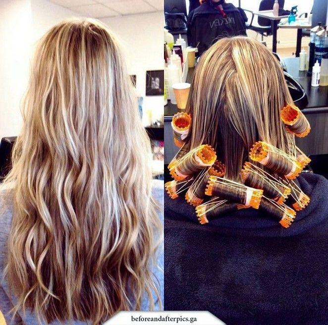 243 Elegant Summer Hairstyle Ideas For You Page 55 Myblogika Com Long Hair Perm Hair Waves Long Hair Styles