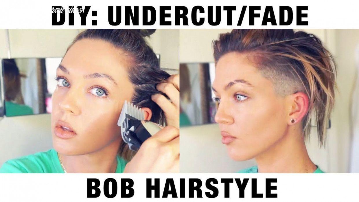 8 Bob With Undercut Sides