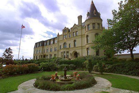 Wedding Venue Manresa Castle Port Townsend, Washington, Olympic ...