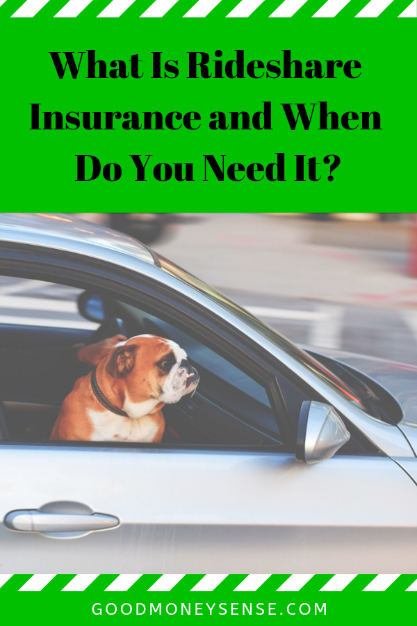 Rideshare Insurance What You Need To Know Before Driving With