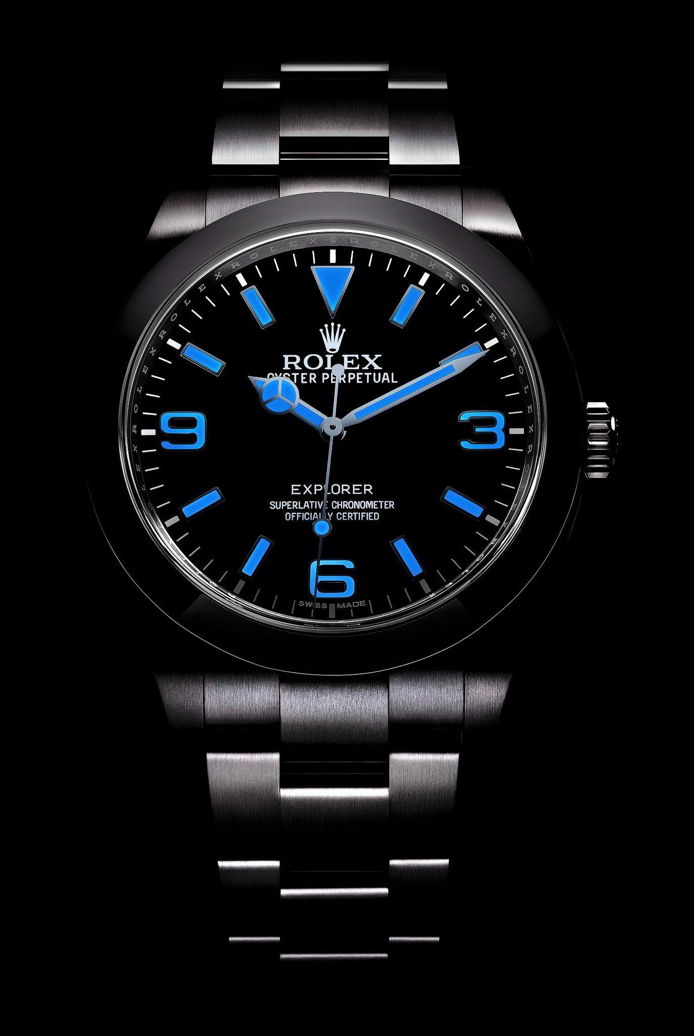 214270 new explorer lume Google Search Rolex watches