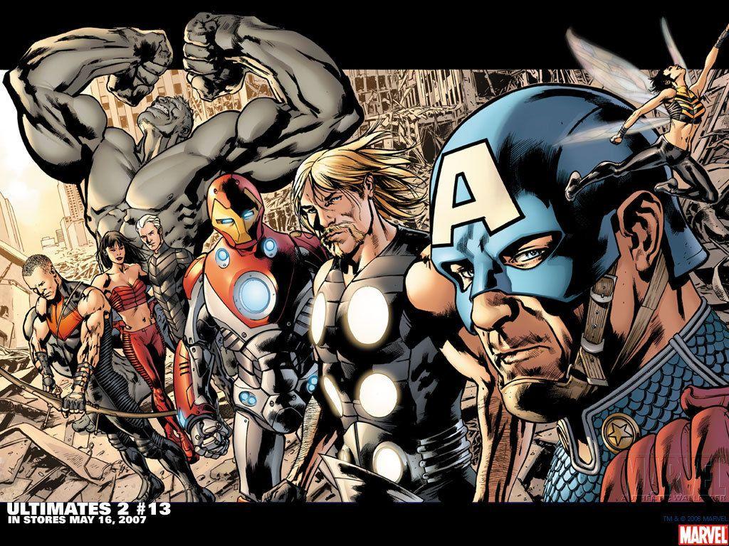 marvel comics definition