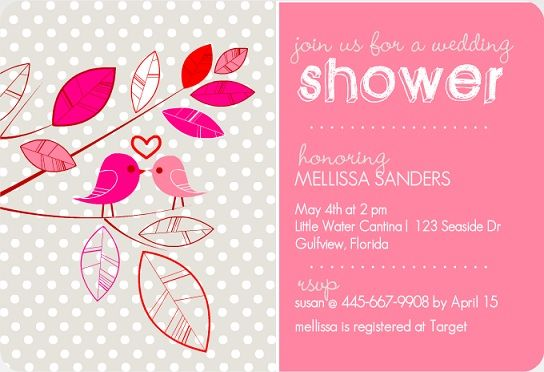 17 Best images about Bridal Shower Invites on Pinterest Mercury - office bridal shower invitation wording