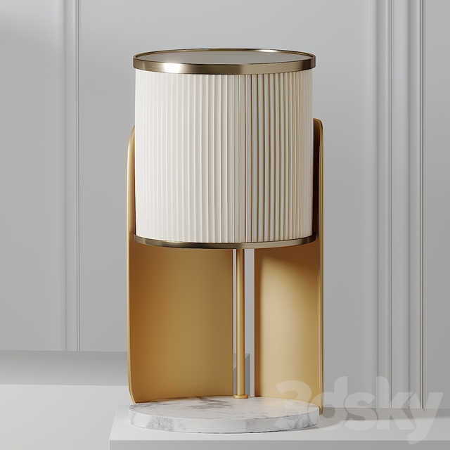 3d Models Table Lamp Table Lamp From Lazzarini Pickering In 2020 Lamp Table Lamp Light Table