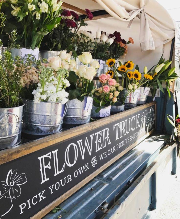 What To Do In Nashville Tennessee Flower truck, Flower
