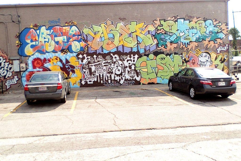 Ham Graffiti