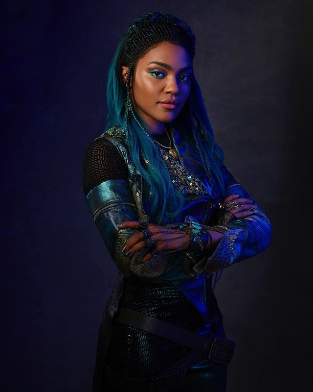 "Descendants 3 on Instagram: ""Happy Villaintine's Day to you… 😈 #D3Deets #Descendants3"""