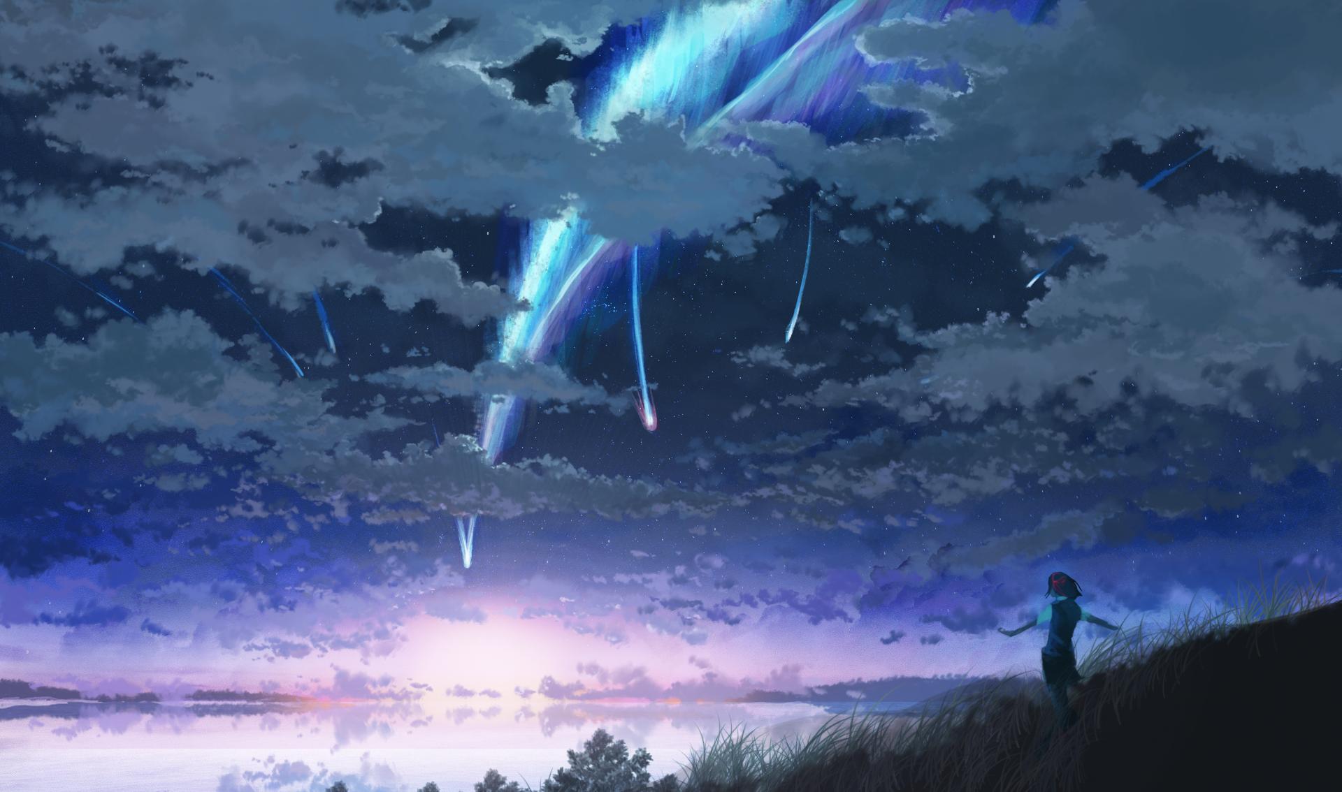 Anime Your Name Kimi No Na Wa Mitsuha Miyamizu Fondo De Pantalla Fondos De Escritorio Pantalla De Pc Fondo De Pantalla Laptop