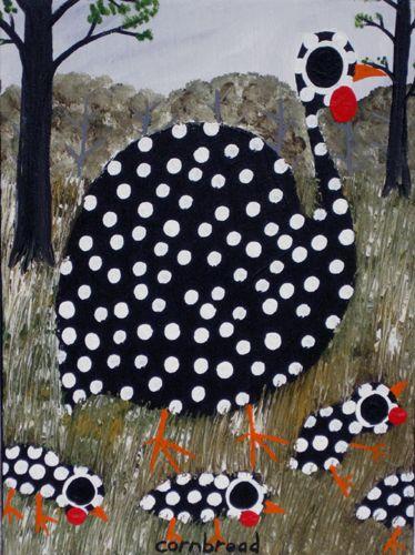 folk art cornbread animal art art folk folk art