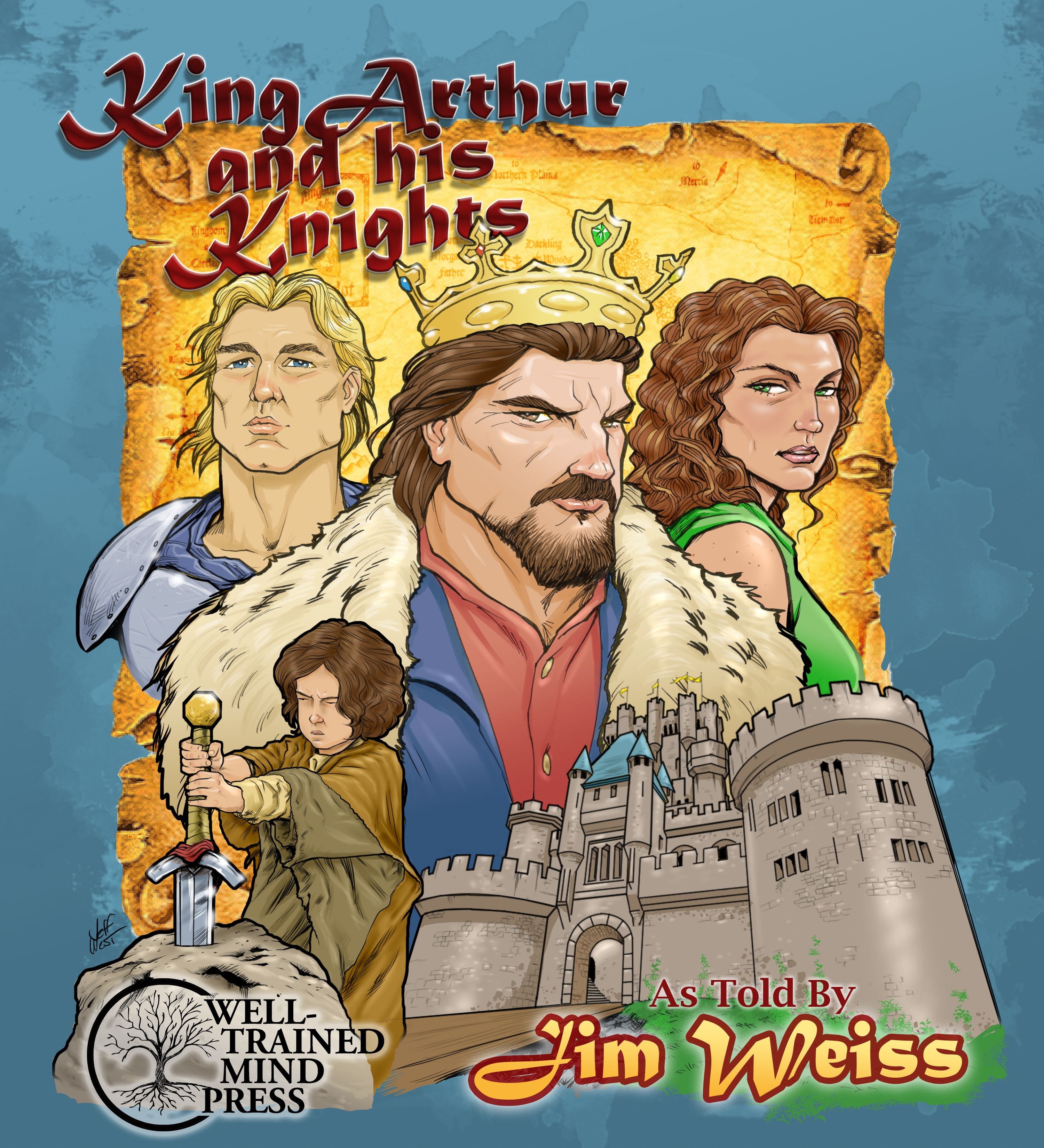 King Arthur And His Knights 2nd Edition