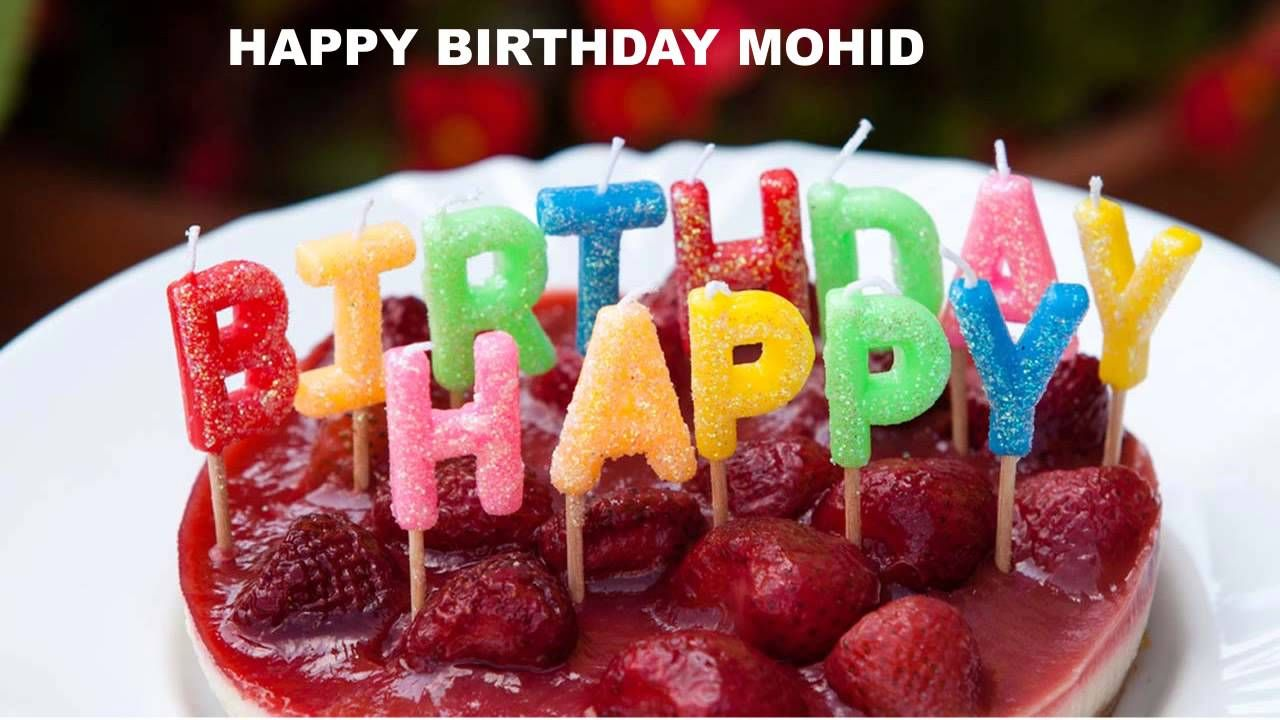 Mohid Cakes Pasteles Happy Birthday Happy Birthday Cake Images