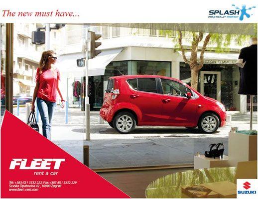 Der Neue Suzuki Mini Kompaktvan Splash Http Www Fleet Rent Com De De Sonderangebote Suzuki Angebote Suzuki Splas Thrifty Car Rental Car Rental Rijeka