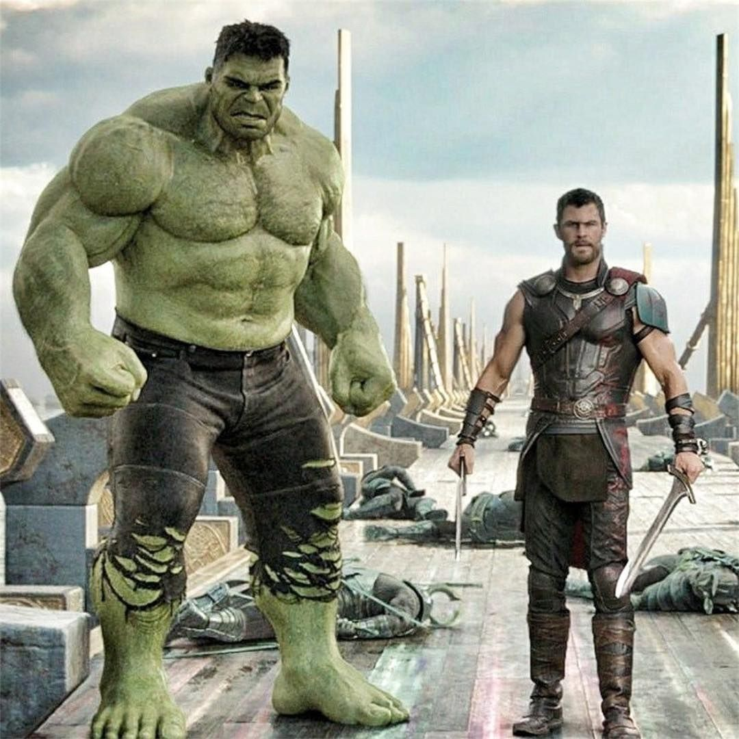 Hulk and Thor | Marvel