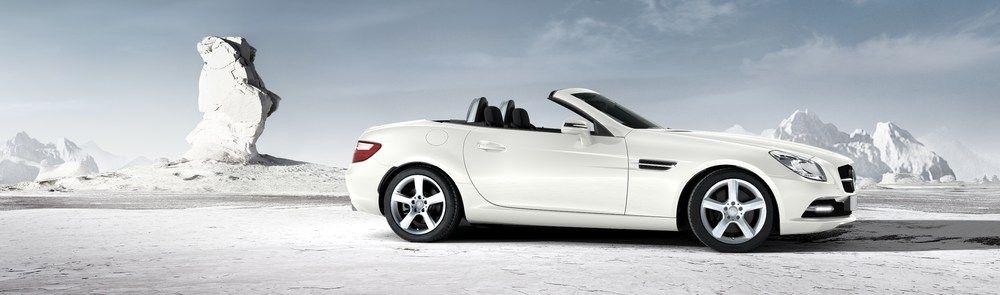 Mercedes-Benz... one day!