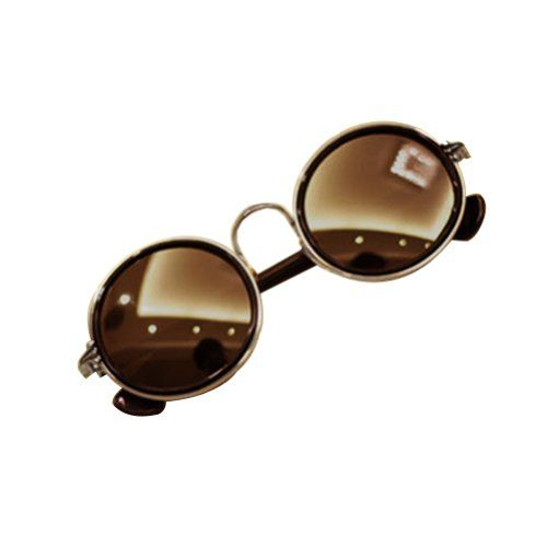 FUNOC Retro 90s Women's Round Lens Sunglasses Goggles Steampunk Grunge FUNOC,http://www.amazon.com/dp/B00GNUKM7C/ref=cm_sw_r_pi_dp_LO3Etb0F5CB22SBP
